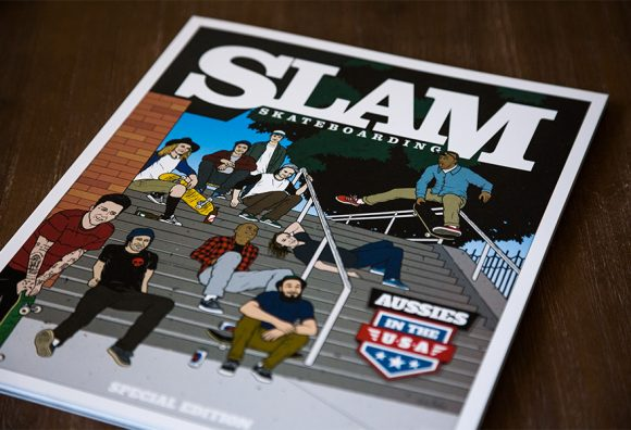 Slam Issue 209