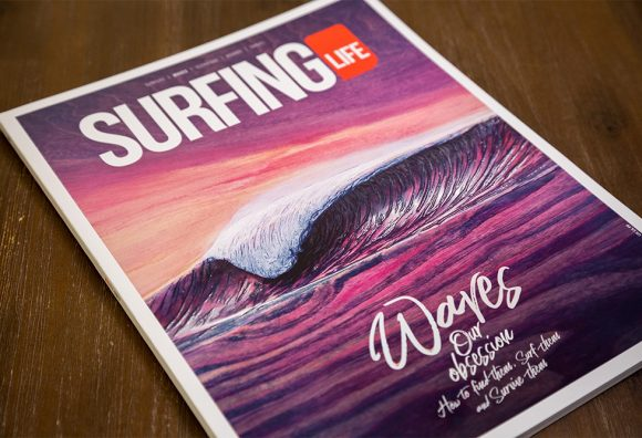 Surfing Life: Waves